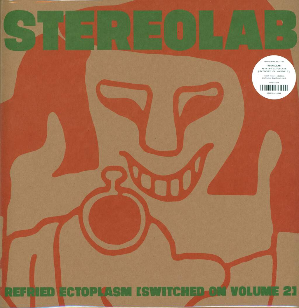 Stereolab: Refried Ectoplasm [Switched On Volume 2], 2×LP (Vinyl)