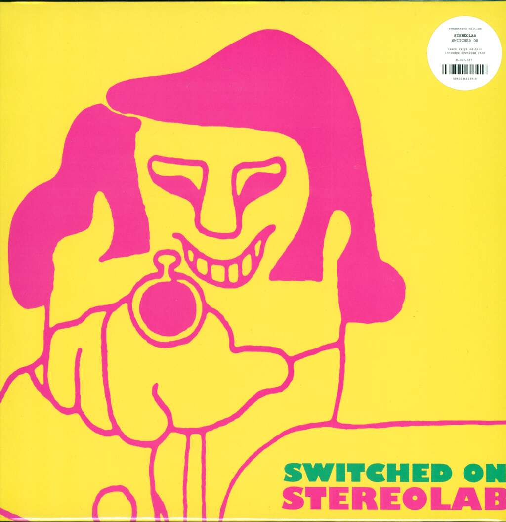 Stereolab: Switched On, LP (Vinyl)