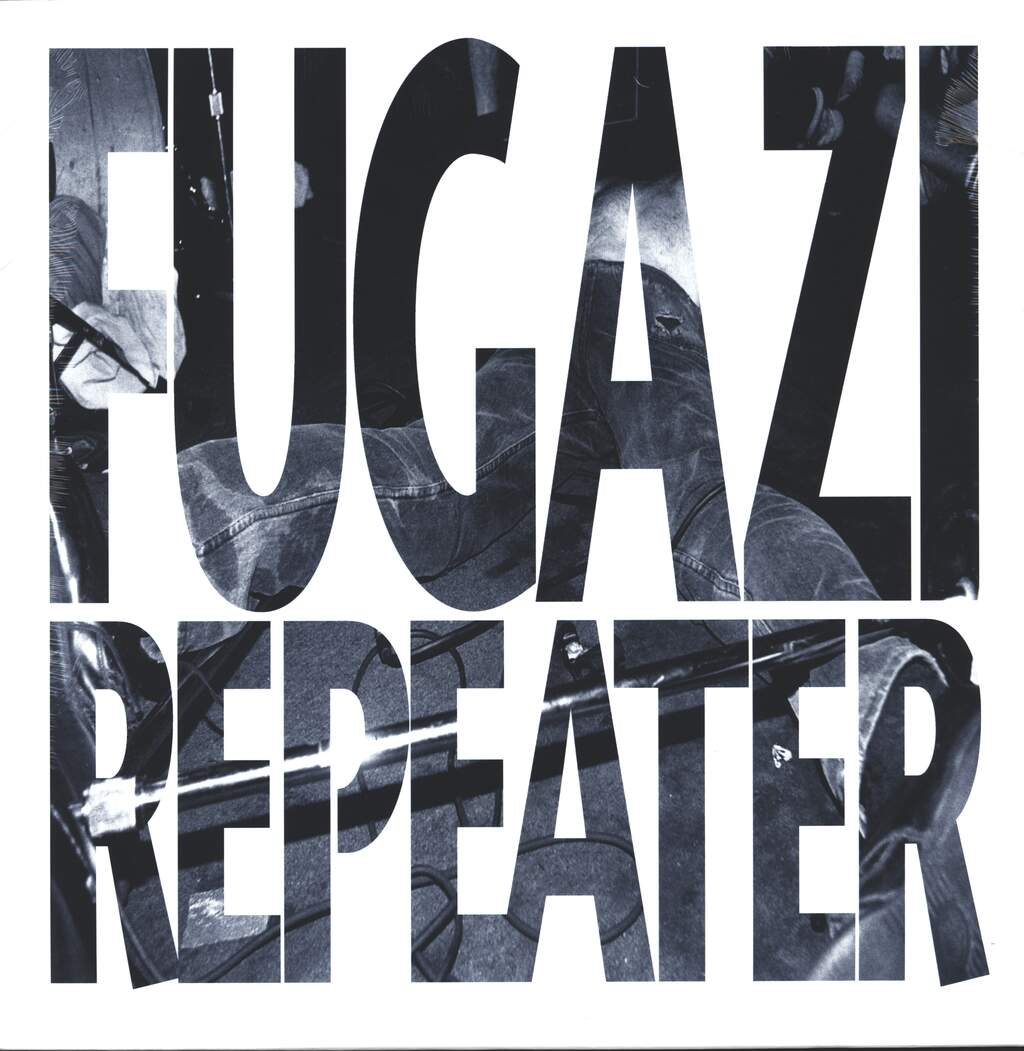 Fugazi: Repeater, LP (Vinyl)