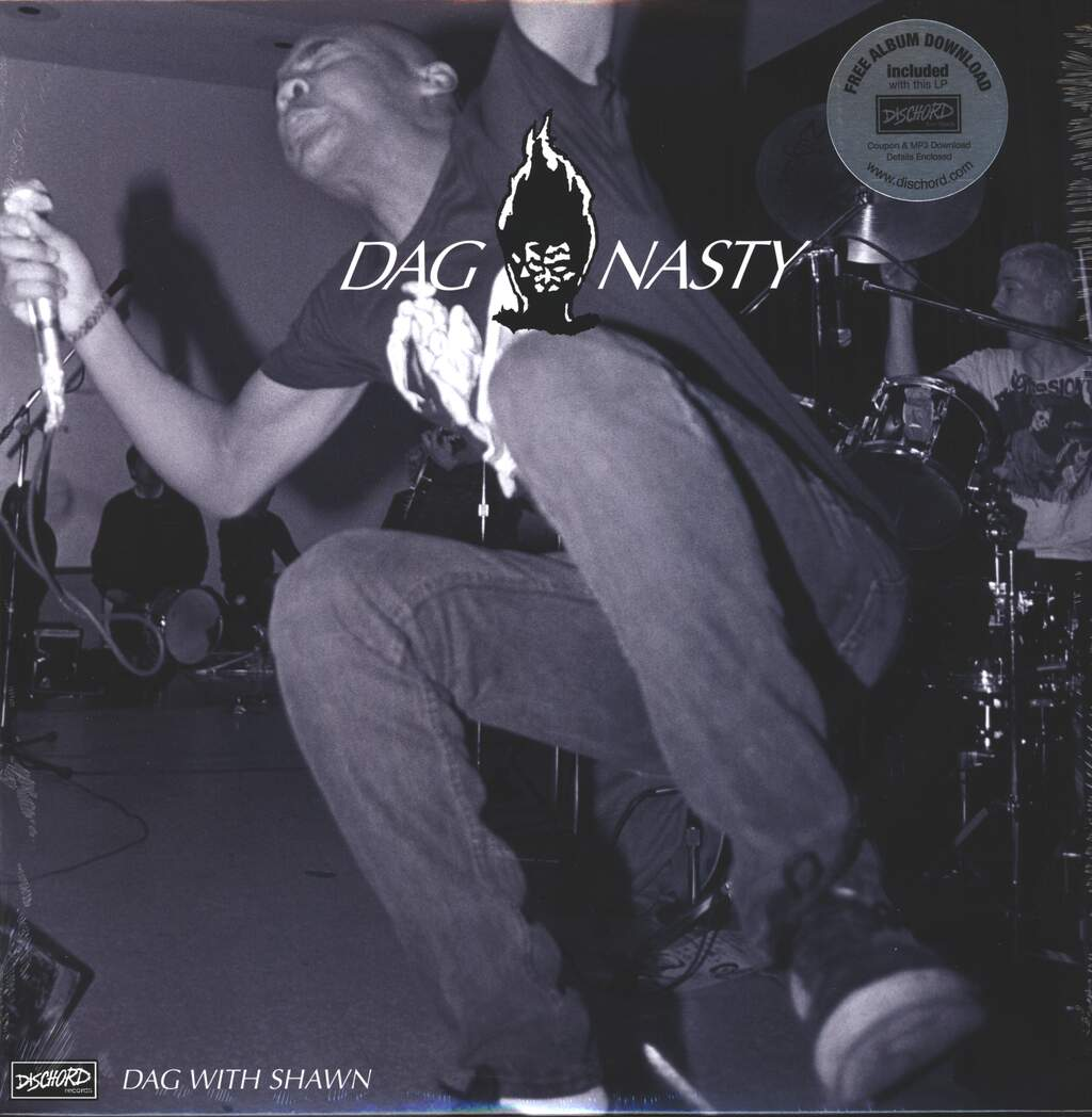 Dag Nasty: Dag With Shawn, LP (Vinyl)
