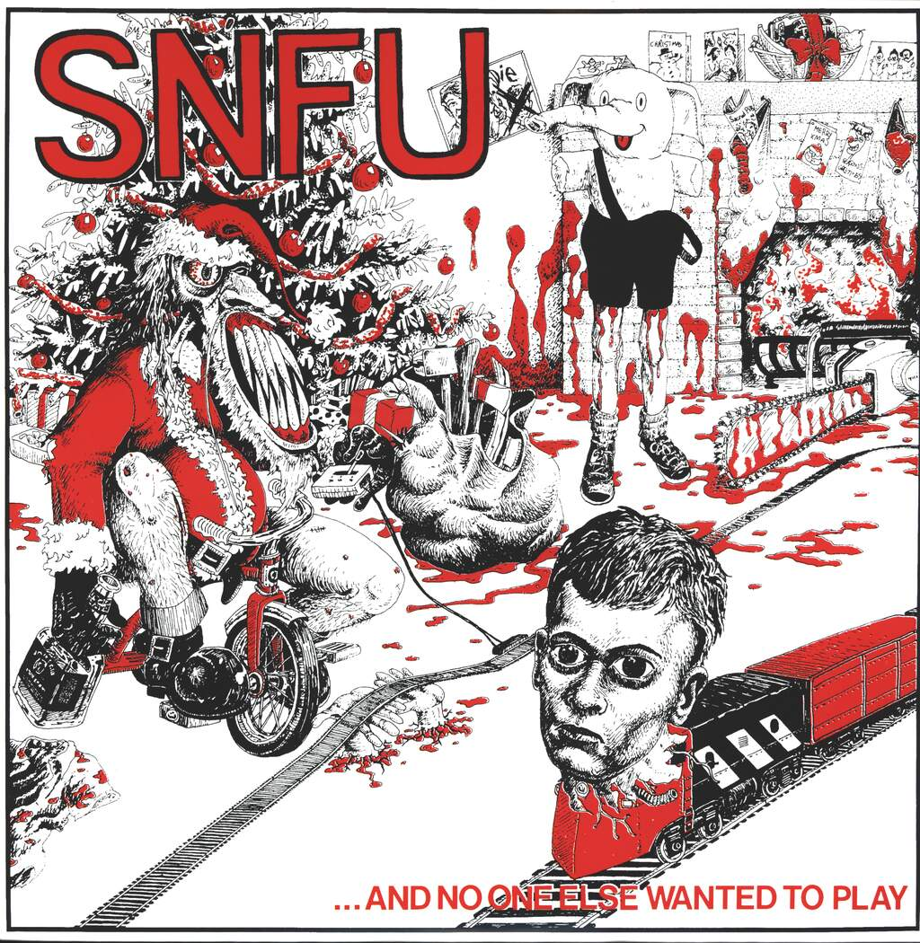 Snfu: ...And No One Else Wanted To Play, LP (Vinyl)