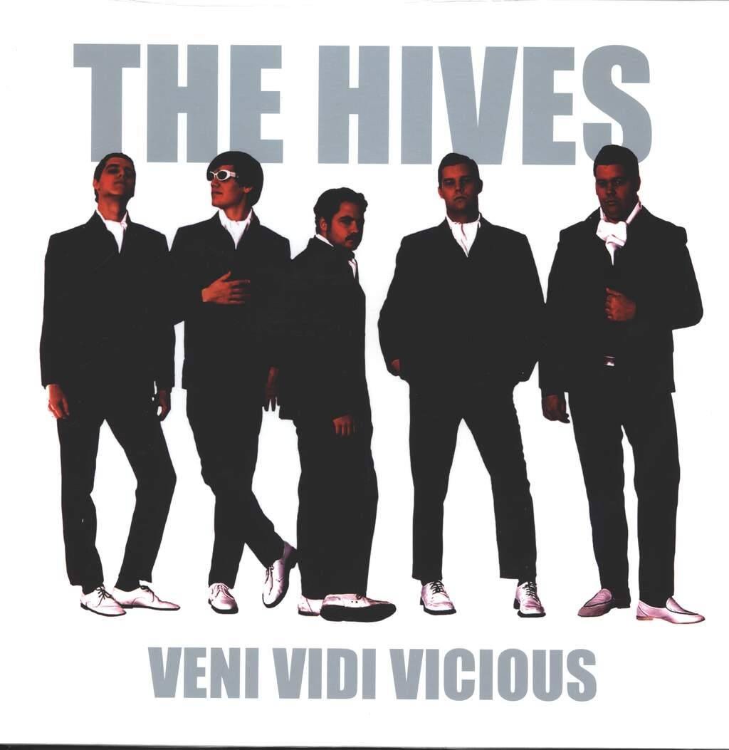 The Hives: Veni Vidi Vicious, LP (Vinyl)