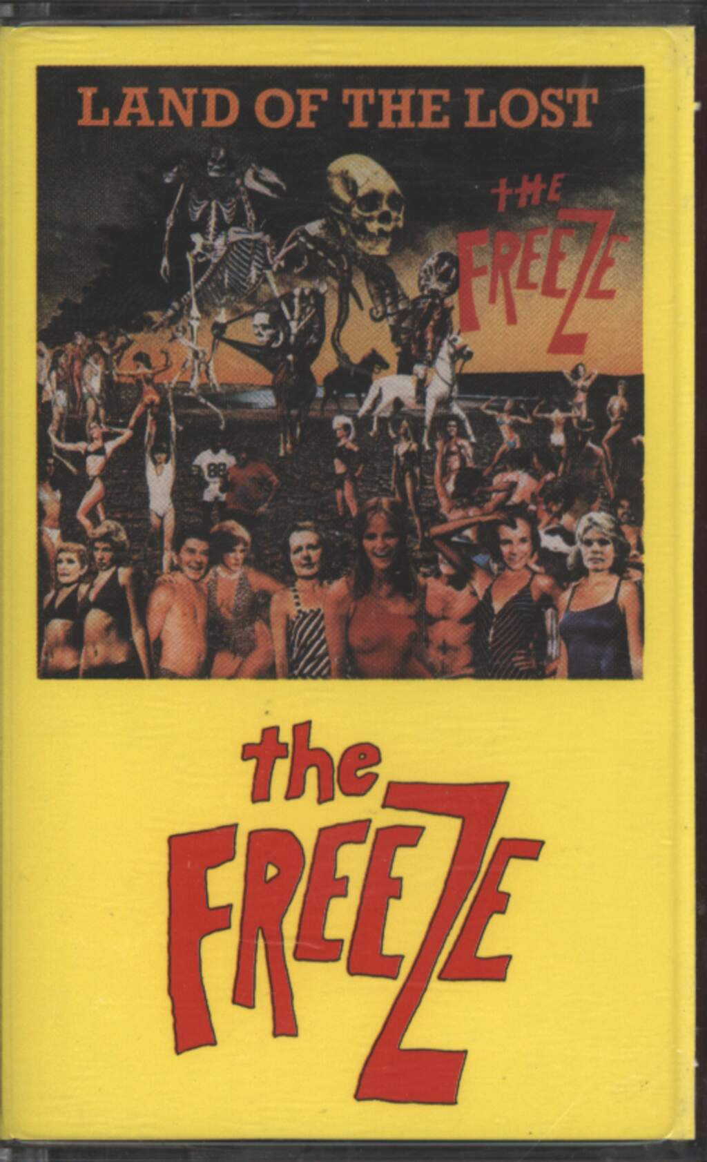 The Freeze: Land Of The Lost, Tape