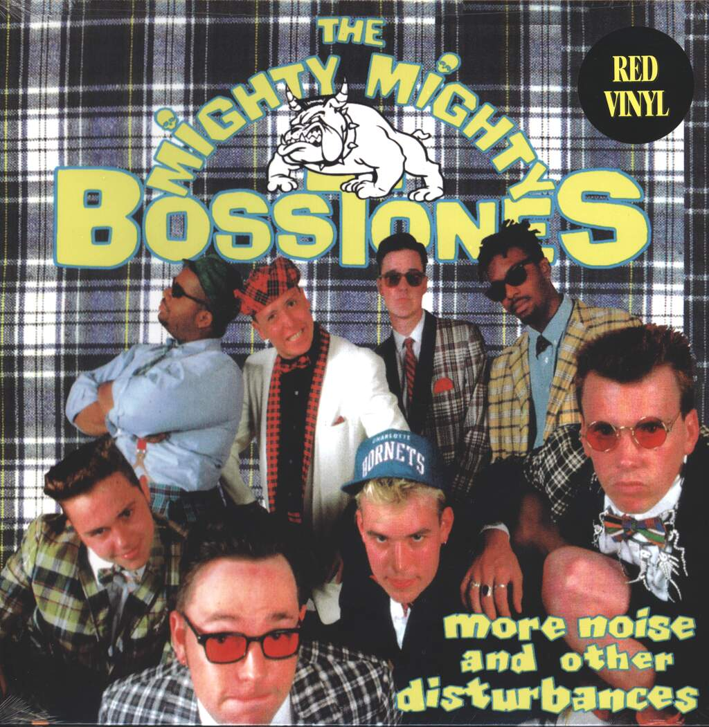 The Mighty Mighty Bosstones: More Noise And Other Disturbances, LP (Vinyl)