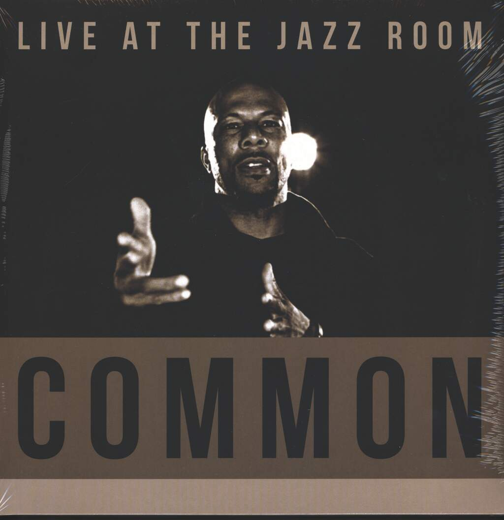 Common: Live At The Jazz Room, 2×LP (Vinyl)