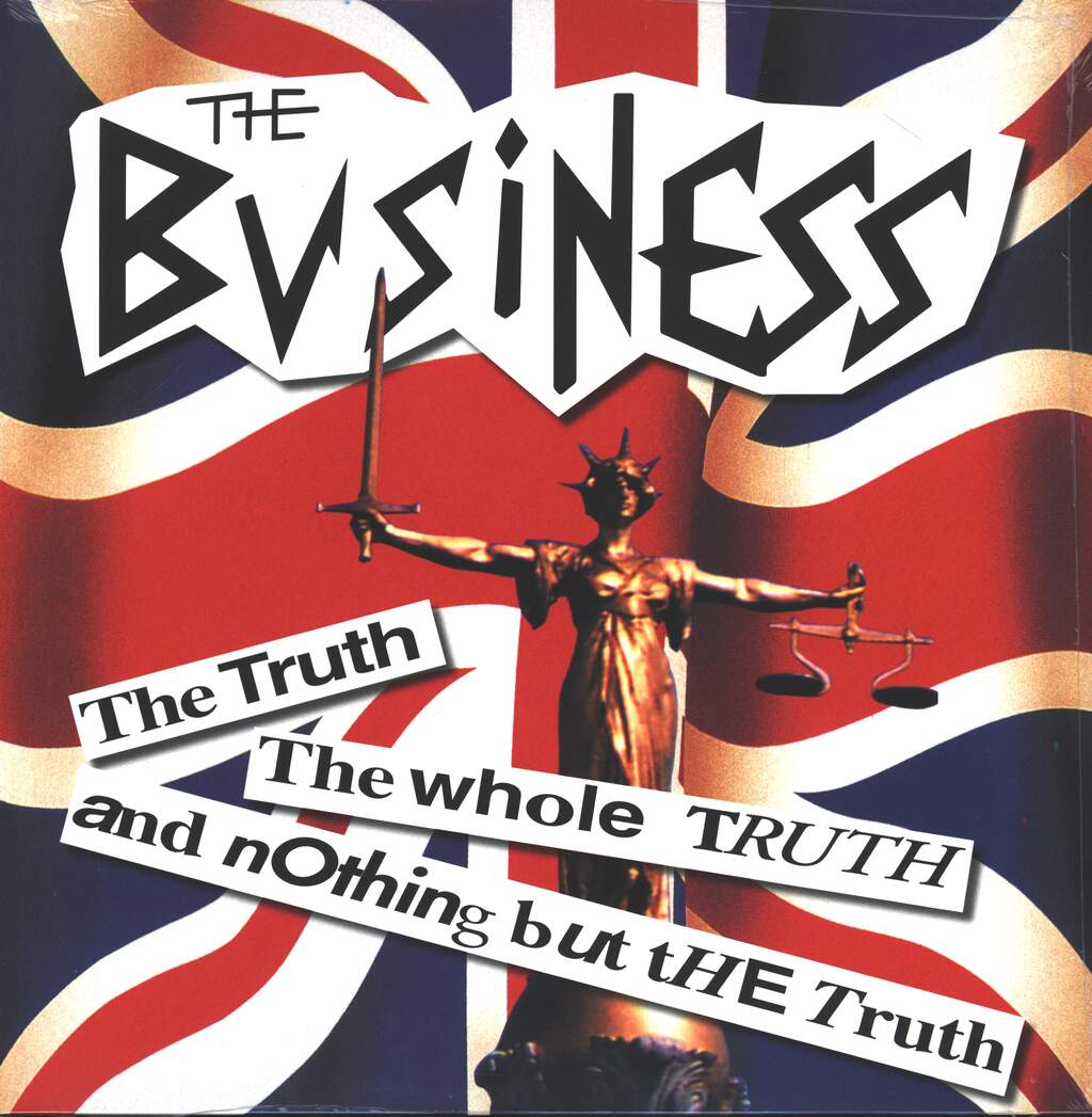 The Business: The Truth The Whole Truth And Nothing But The Truth, LP (Vinyl)