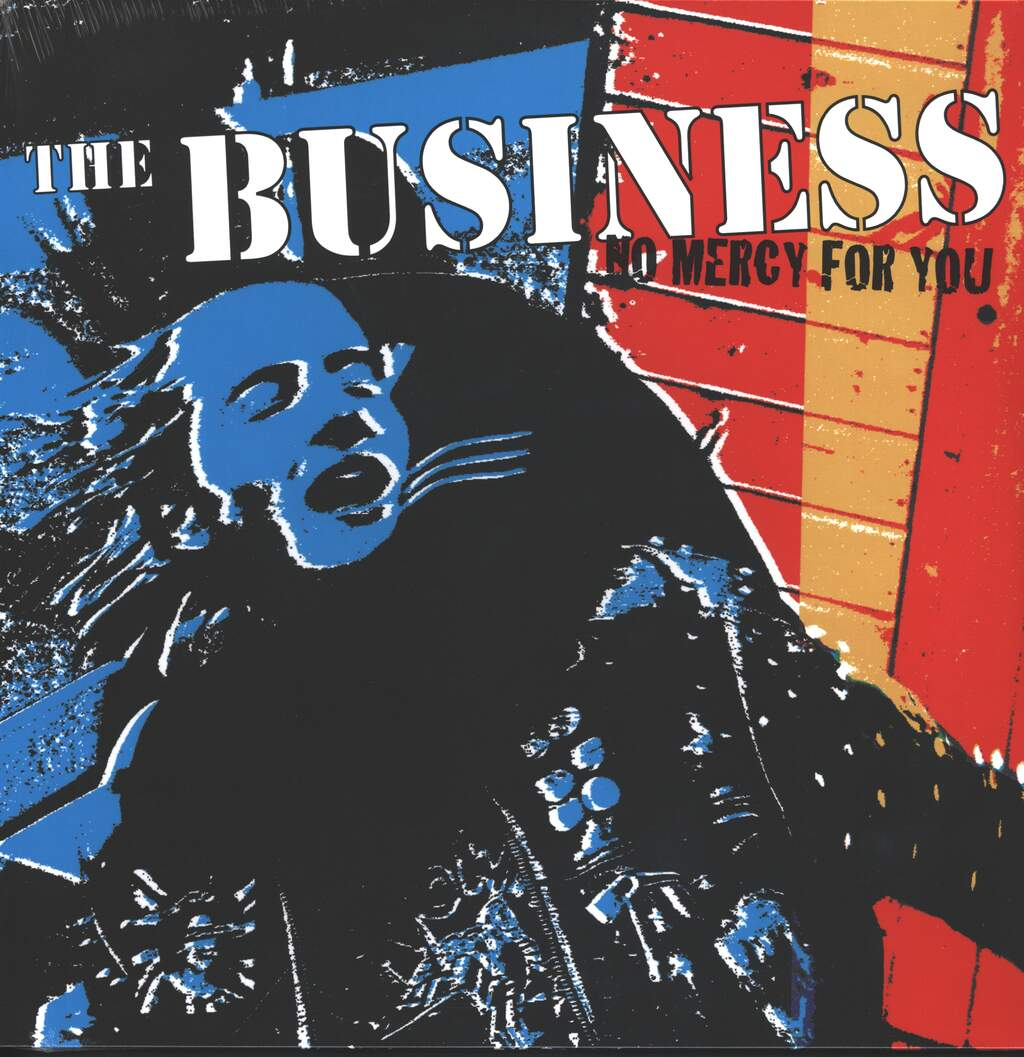 The Business: No Mercy For You, LP (Vinyl)