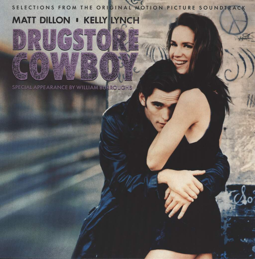 Various: Drugstore Cowboy - Selections From The Original Motion Picture Soundtrack, LP (Vinyl)