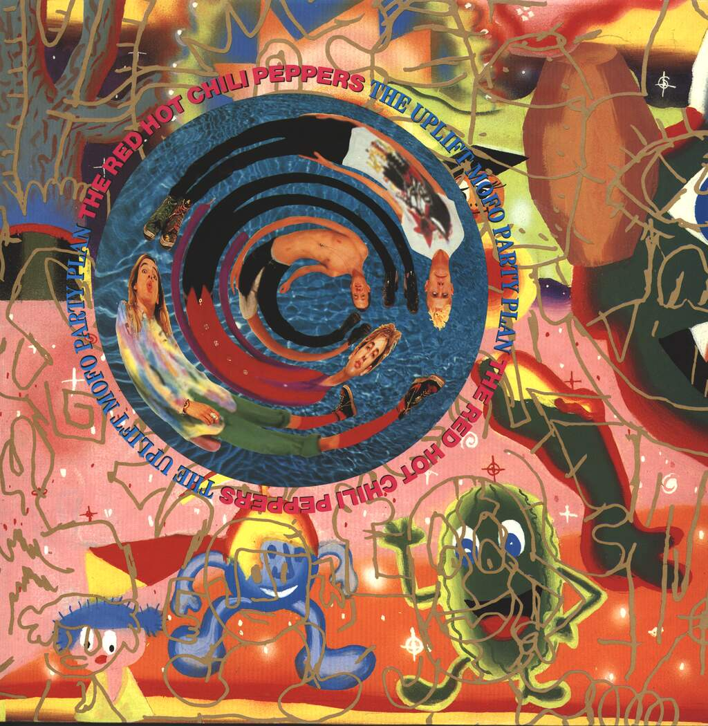 Red Hot Chili Peppers: The Uplift Mofo Party Plan, LP (Vinyl)