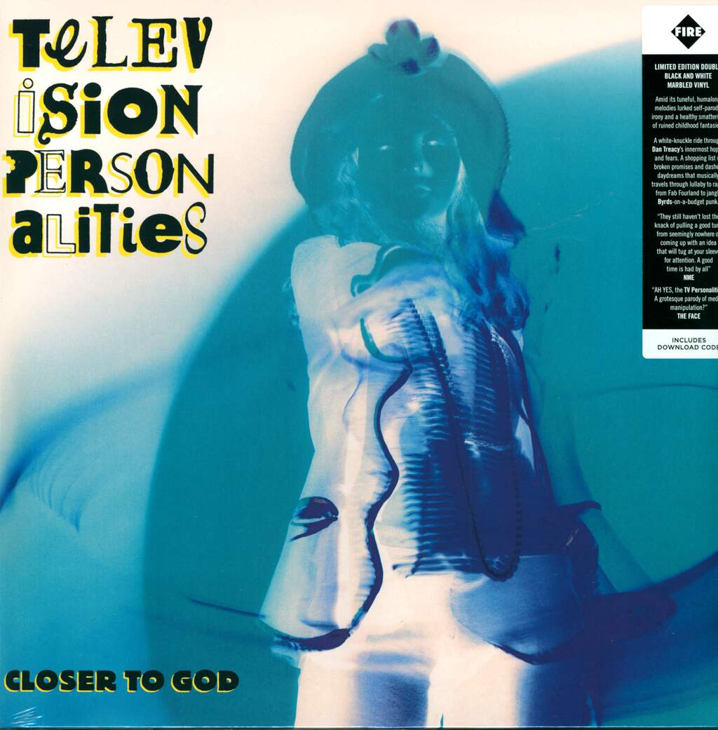 Television Personalities: Closer To God, 2×LP (Vinyl)