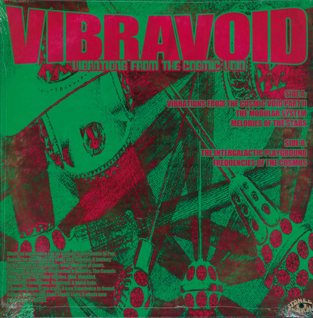 Vibravoid: Vibrations From The Cosmic Void, LP (Vinyl)