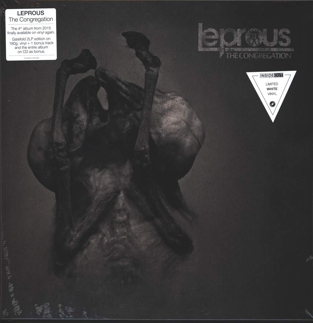 Leprous: The Congregation, 2×LP (Vinyl)