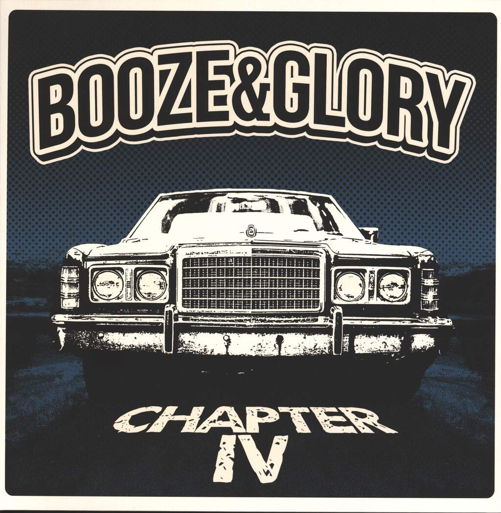 Booze & Glory: Chapter IV, LP (Vinyl)