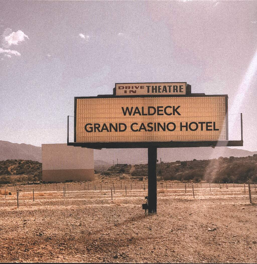 Waldeck: Grand Casino Hotel, LP (Vinyl)