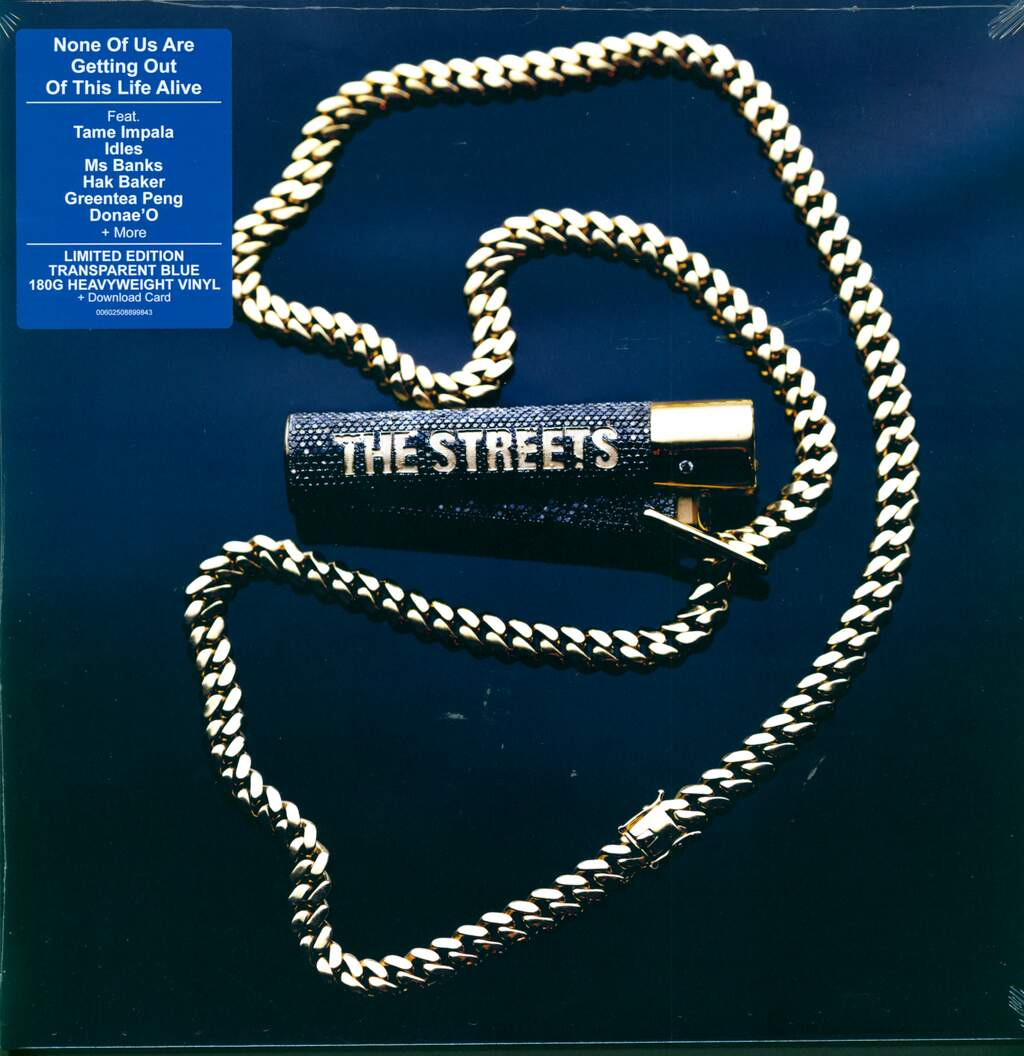The Streets: None Of Us Are Getting Out Of This Alive, LP (Vinyl)