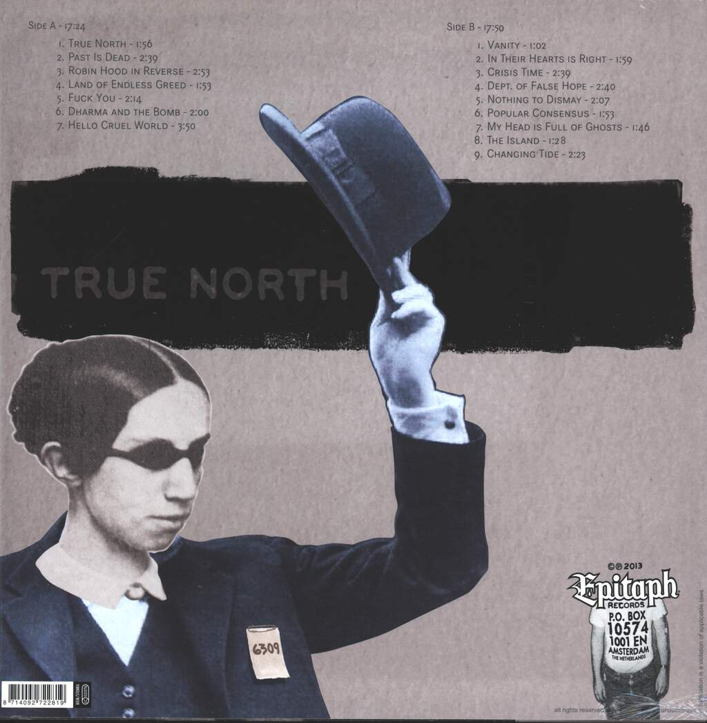 Bad Religion: True North, LP (Vinyl)