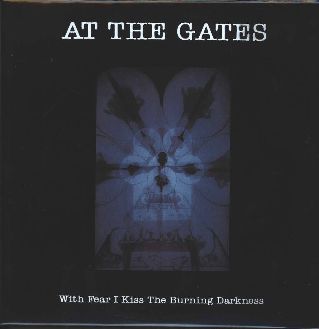 At The Gates: With Fear I Kiss The Burning Darkness, LP (Vinyl)