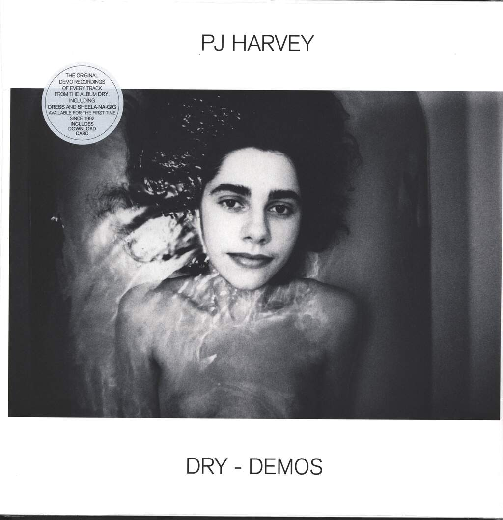 PJ Harvey: Dry - Demos, LP (Vinyl)