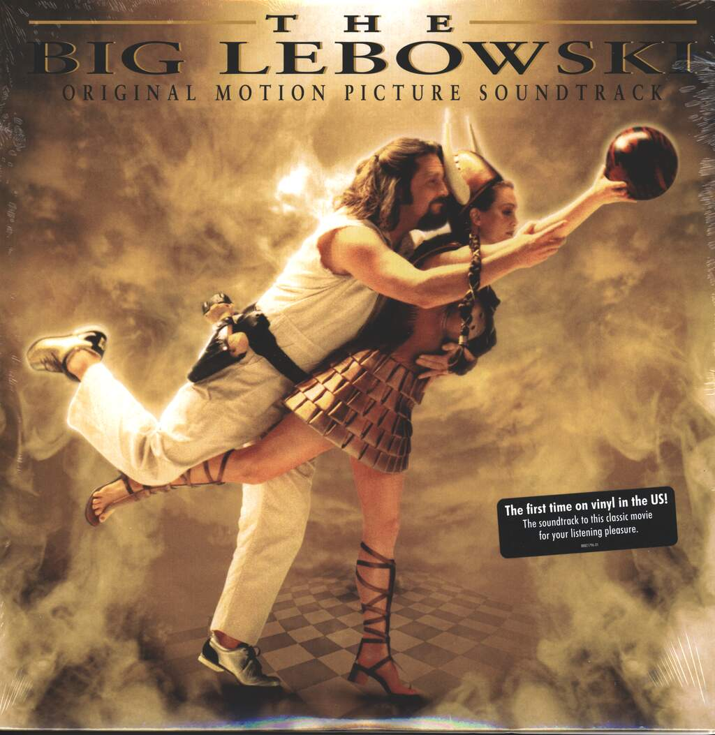 Various: The Big Lebowski - Original Motion Picture Soundtrack, LP (Vinyl)