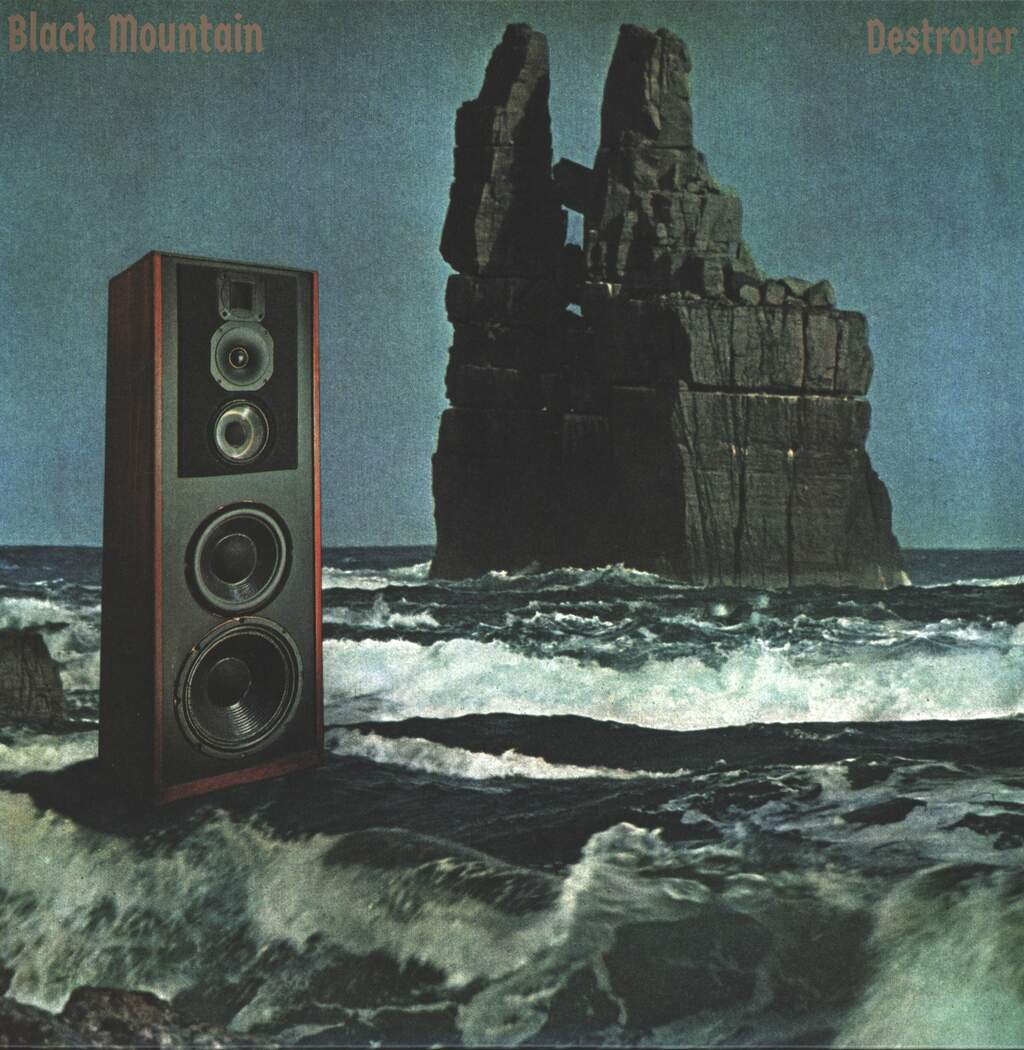 Black Mountain: Destroyer, LP (Vinyl)