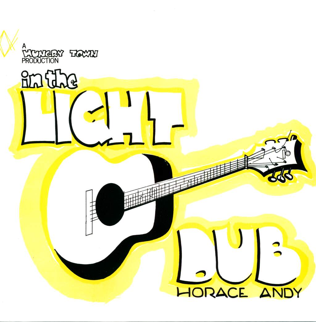 Horace Andy: In The Light Dub, LP (Vinyl)