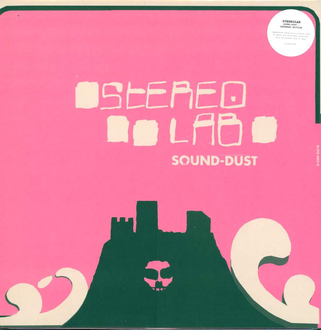 Stereolab: Sound-Dust, 3×LP (Vinyl)
