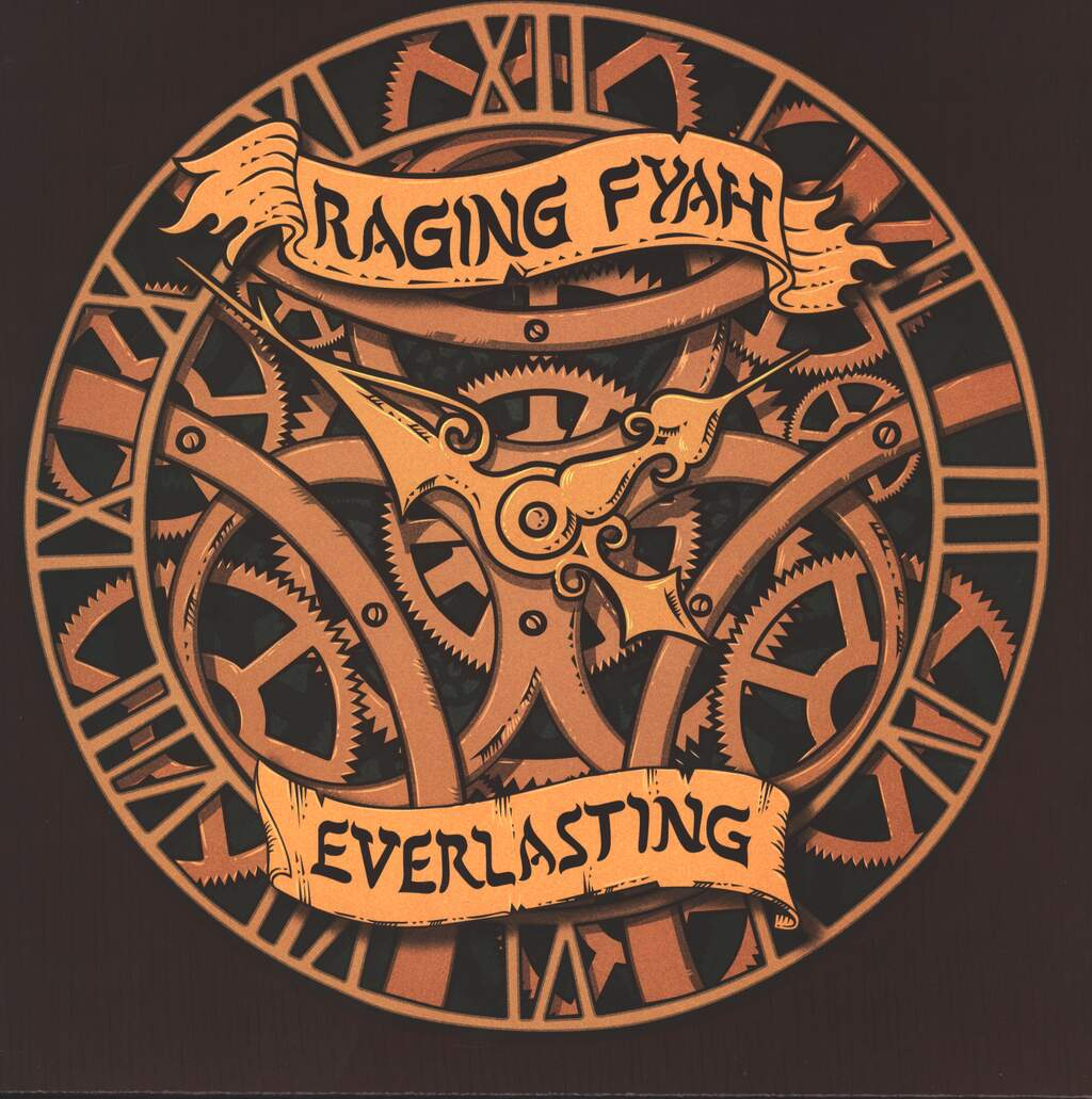 Raging Fyah: Everlasting, LP (Vinyl)