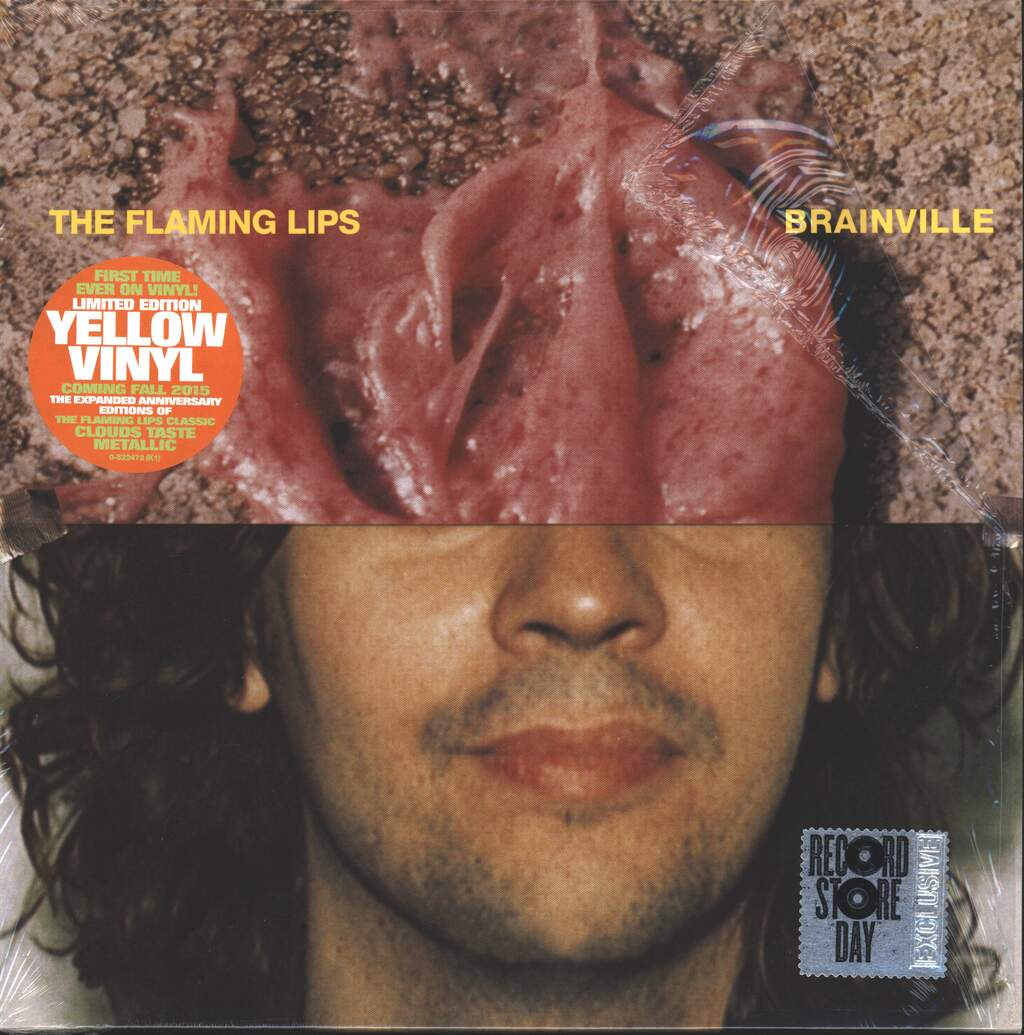 "The Flaming Lips: Brainville, 10"" Vinyl EP"