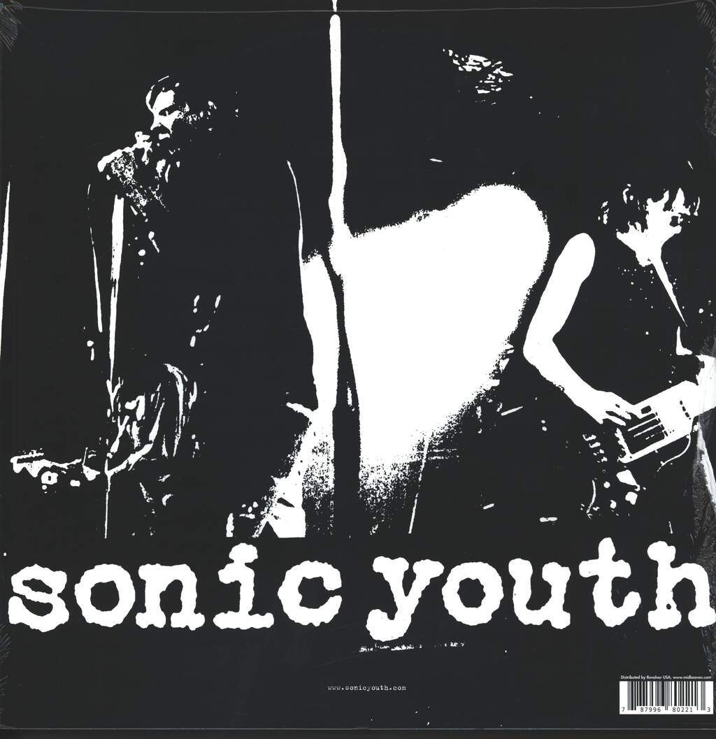 Sonic Youth: Confusion Is Sex, LP (Vinyl)