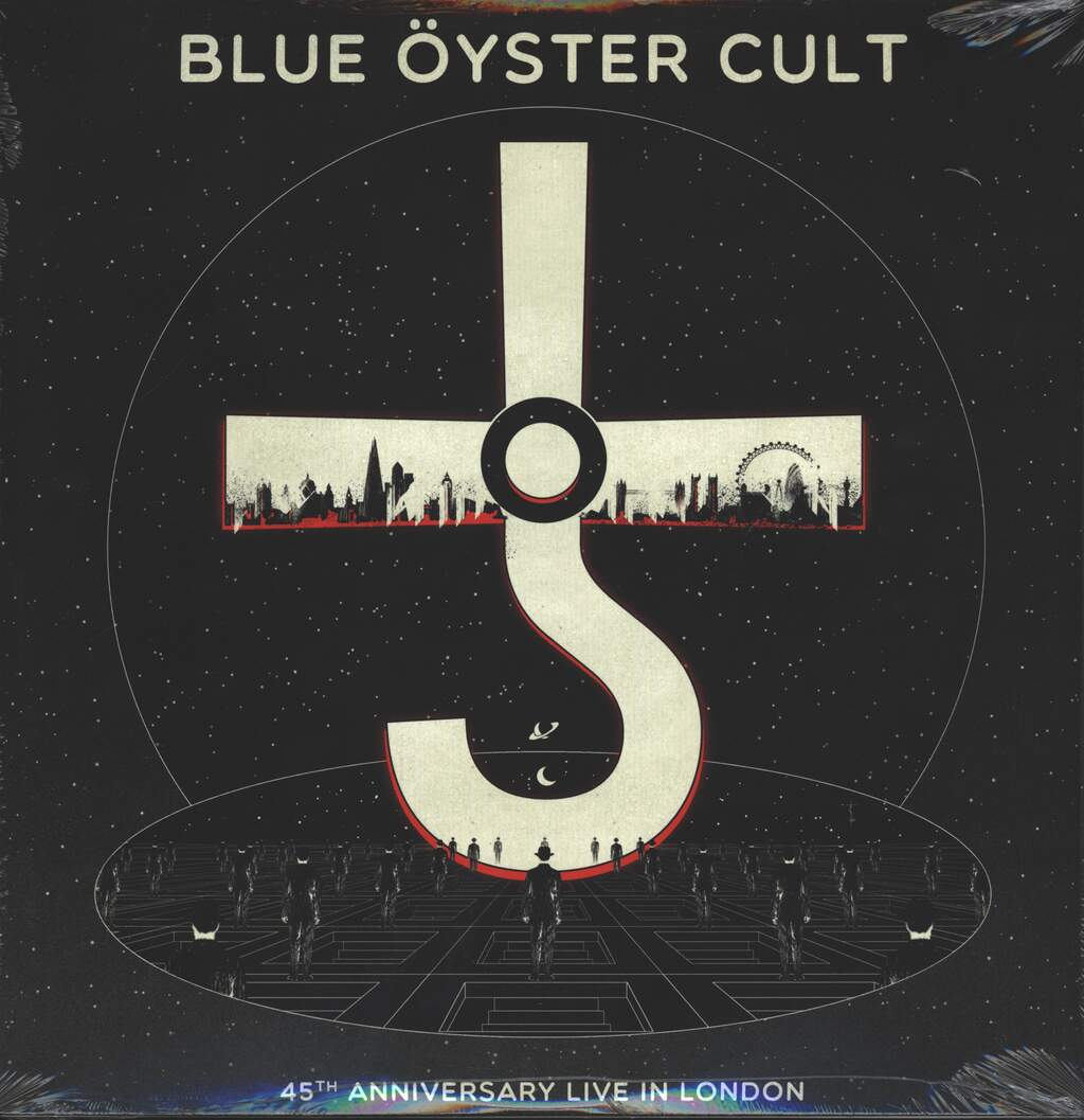 Blue Öyster Cult: 45th Anniversary Live In London, 2×LP (Vinyl)