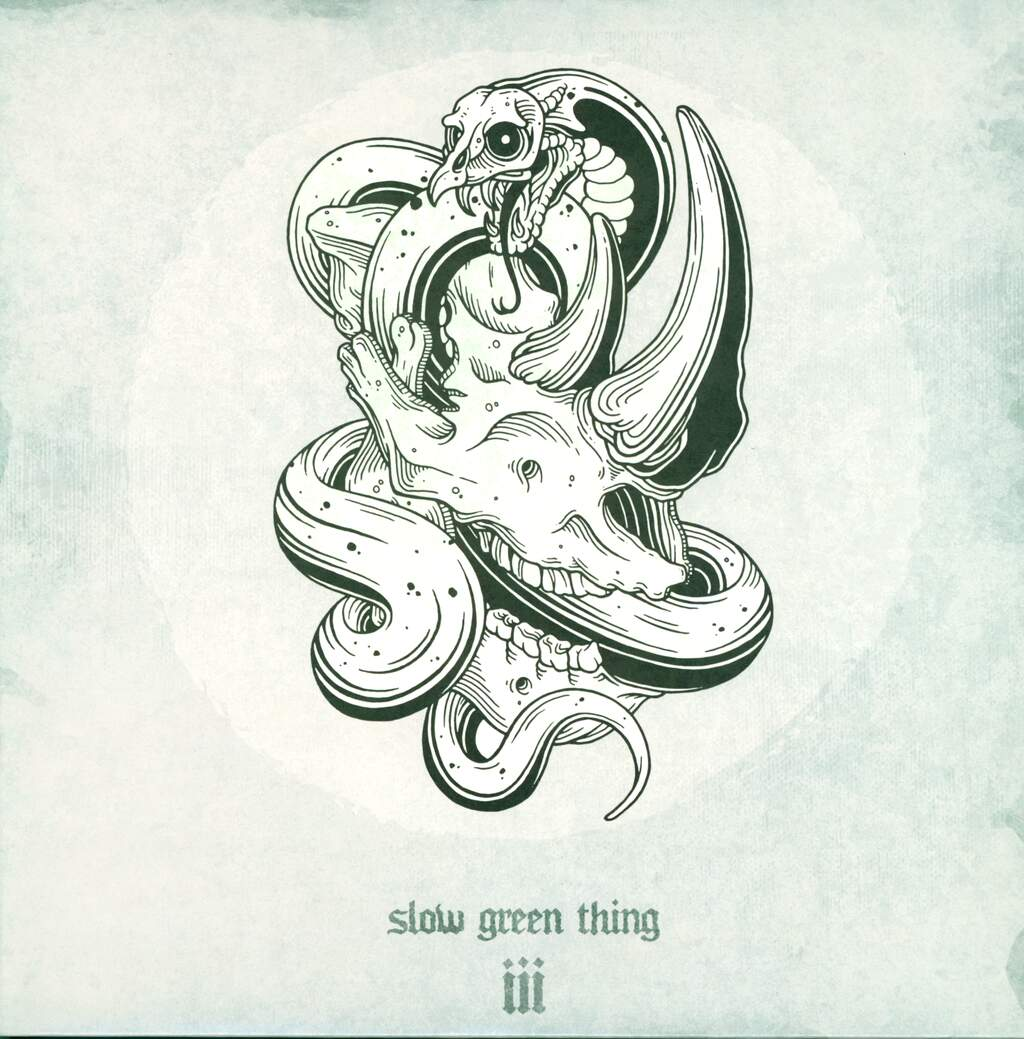 Slow Green Thing: III, LP (Vinyl)