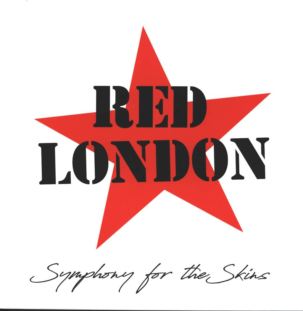 Red London: Symphony For The Skins, LP (Vinyl)