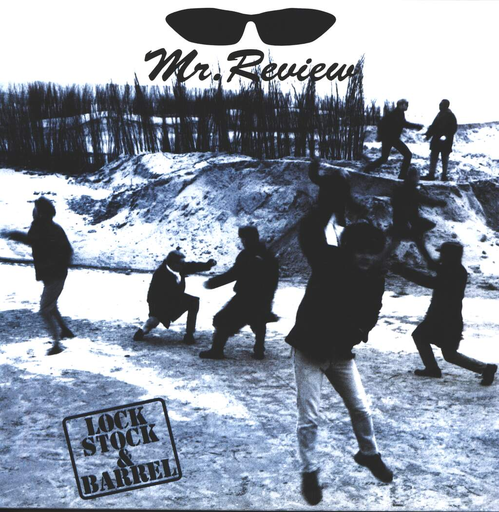 Mr Review: Lock, Stock & Barrel, LP (Vinyl)