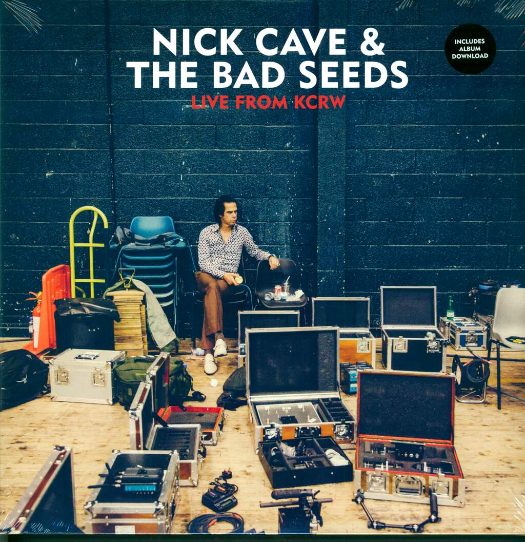 Nick Cave & The Bad Seeds: Live From KCRW, 2×LP (Vinyl)