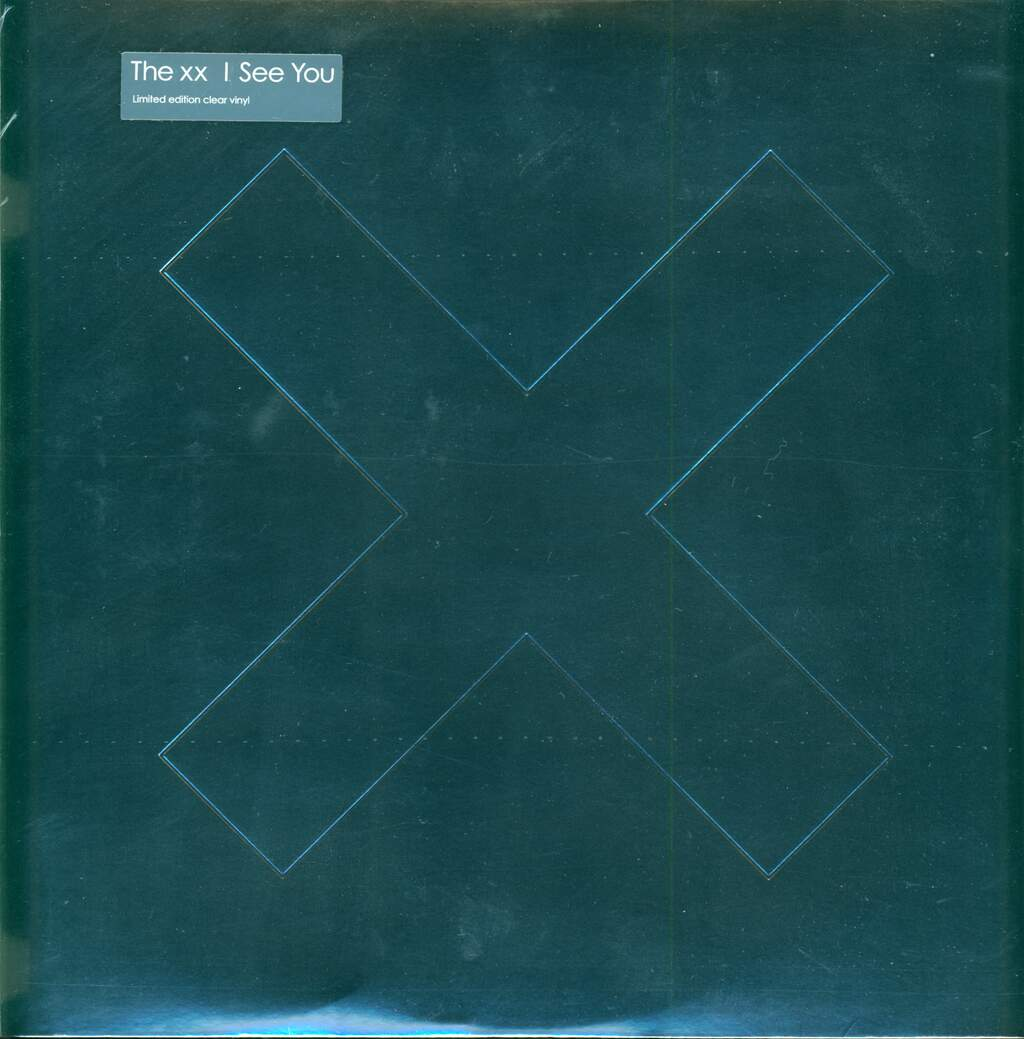 The XX: I See You, LP (Vinyl)