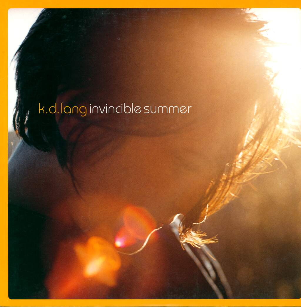 k.d. lang: Invincible Summer, LP (Vinyl)
