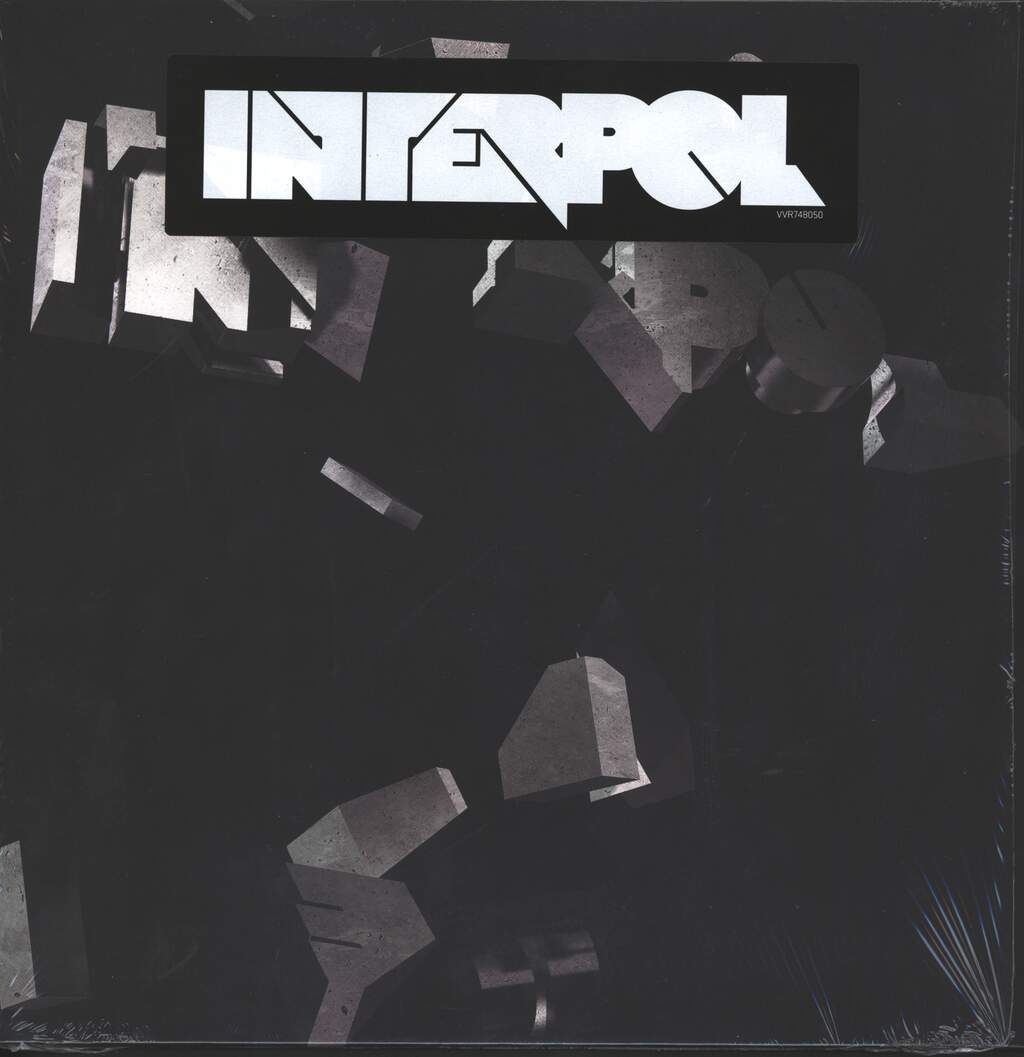 Interpol: Interpol, LP (Vinyl)