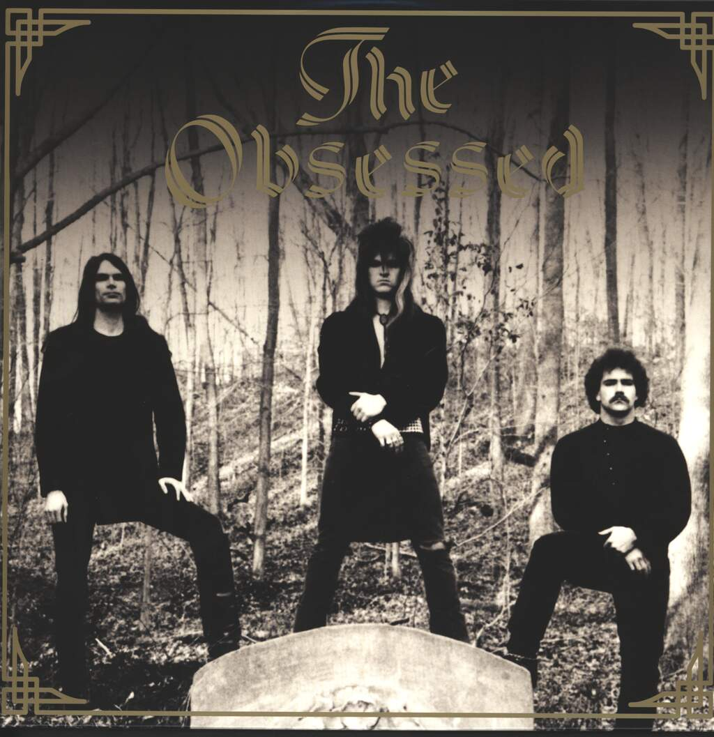 """The Obsessed: Demo, 12"""" Maxi Single (Vinyl)"""