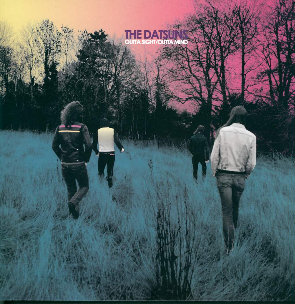 The Datsuns: Outta Sight / Outta Mind, LP (Vinyl)