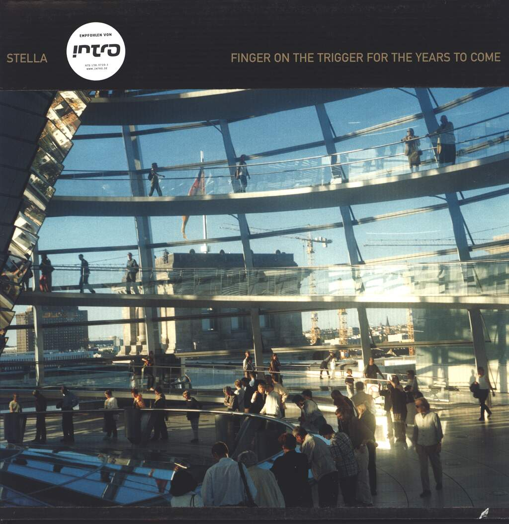 Stella: Finger On The Trigger For The Years To Come, 2×LP (Vinyl)