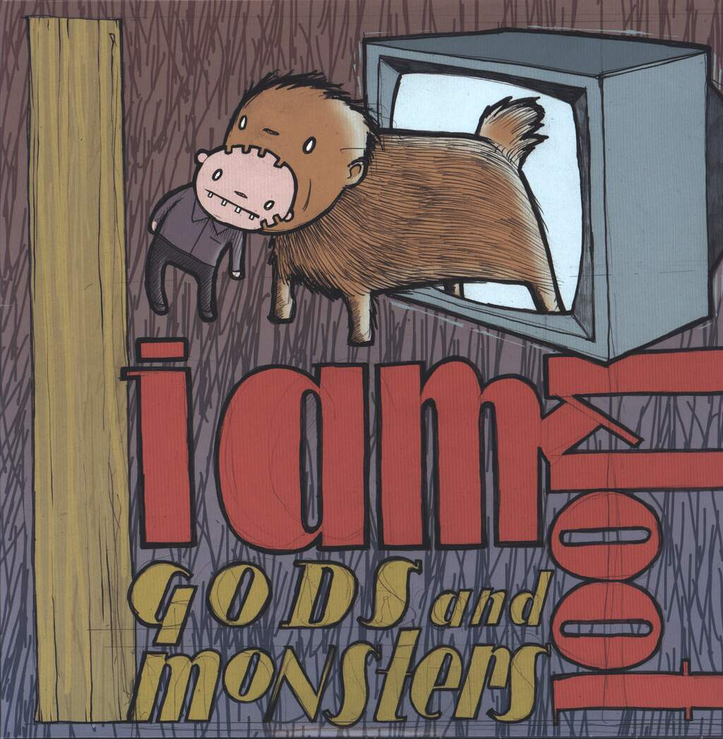 I Am Kloot: Gods And Monsters, LP (Vinyl)