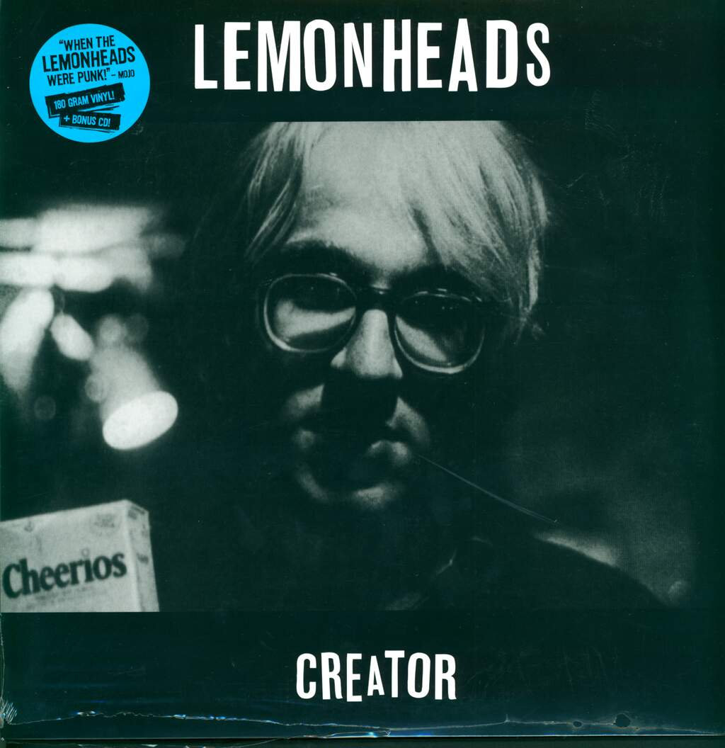 The Lemonheads: Creator, LP (Vinyl)
