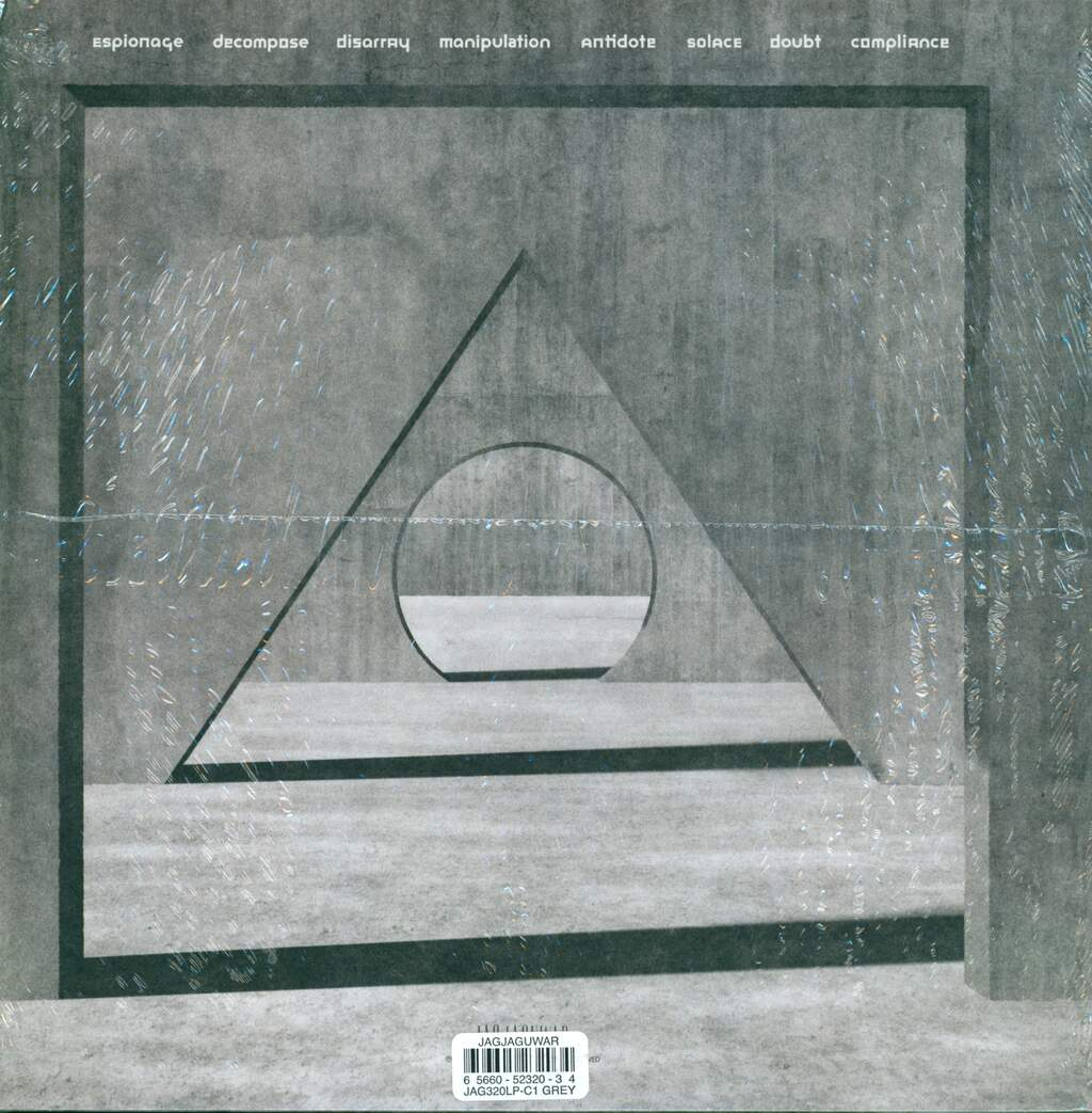 Preoccupations: New Material, LP (Vinyl)