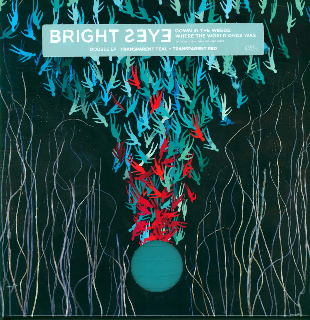 Bright Eyes: Down In The Weeds, Where The World Once Was, 2×LP (Vinyl)