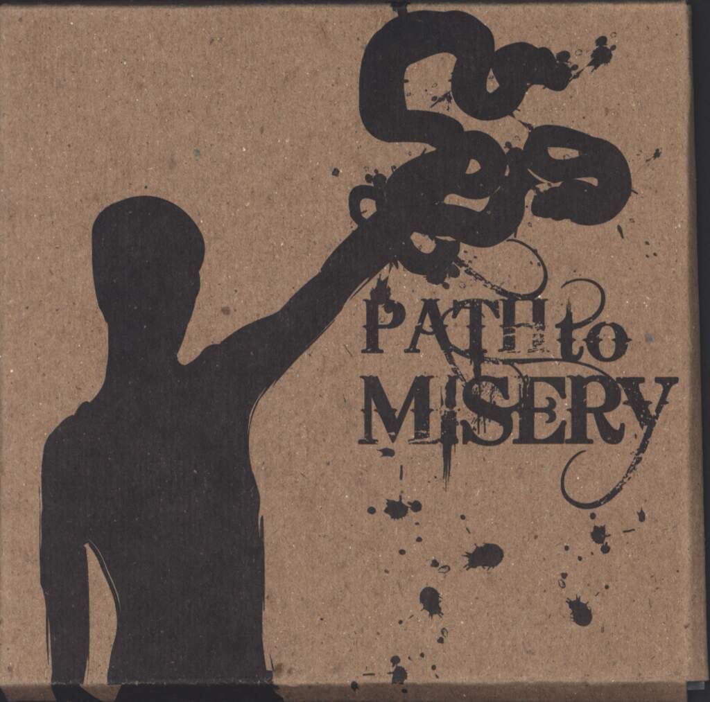 Path To Misery: Path To Misery, CD