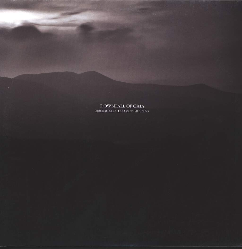 Downfall Of Gaia: Suffocating In The Swarm Of Cranes, 2×LP (Vinyl)
