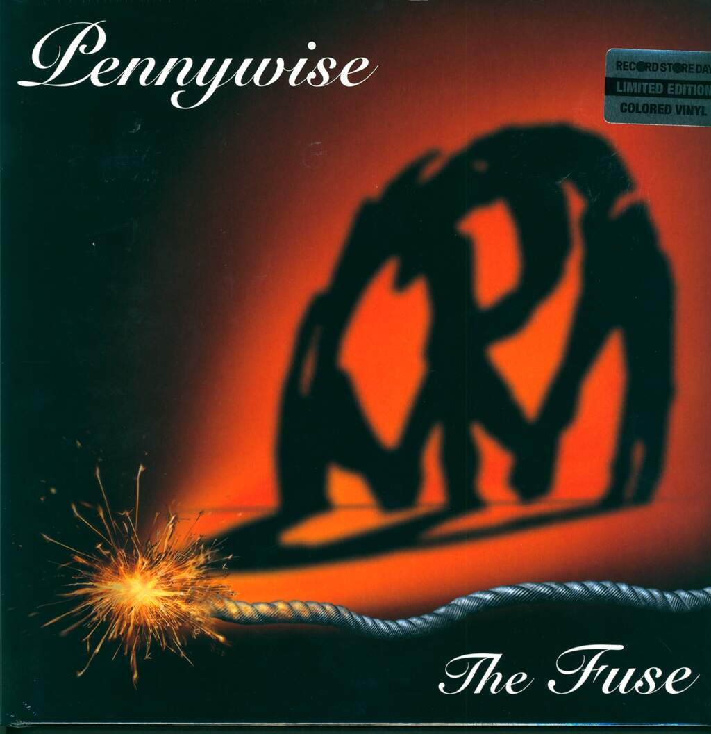 Pennywise: The Fuse, LP (Vinyl)