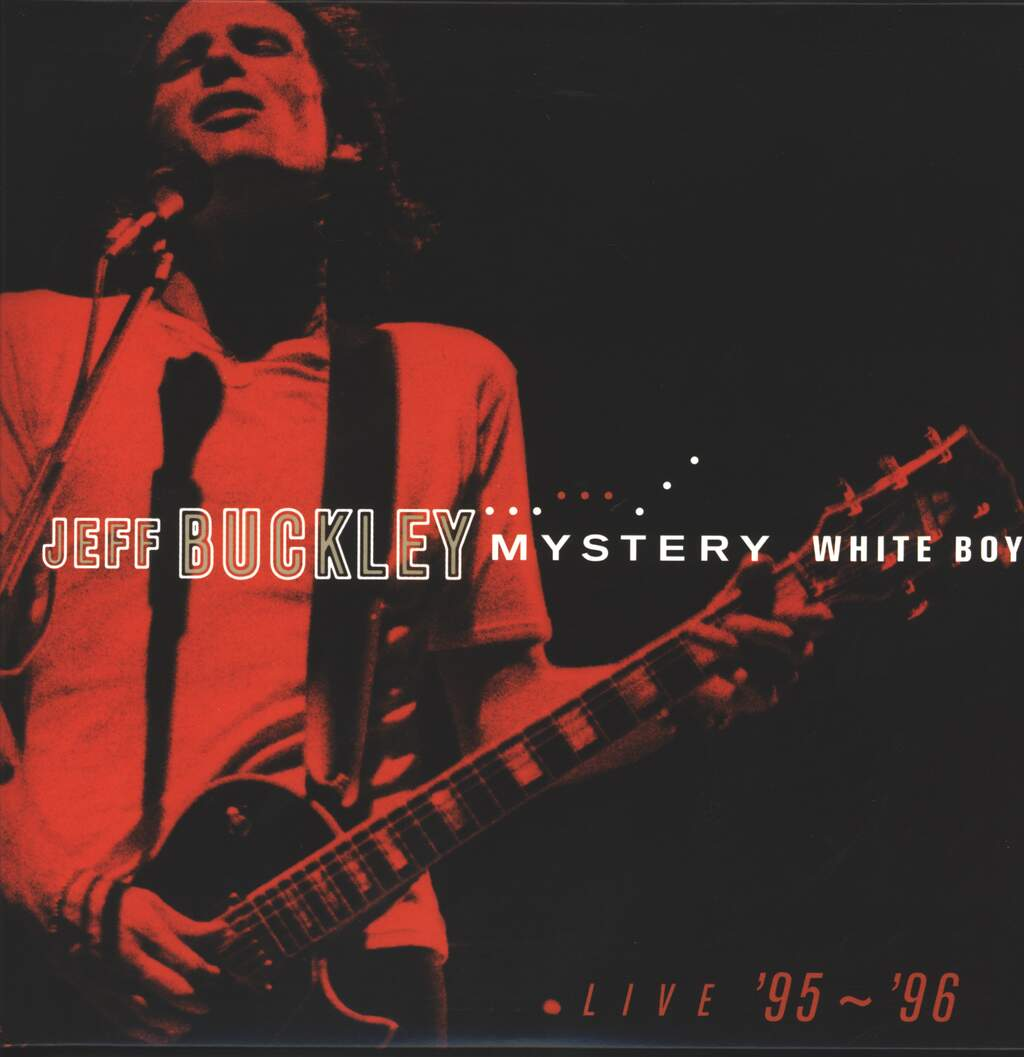 Jeff Buckley: Mystery White Boy: Live '95 - '96, 2×LP (Vinyl)