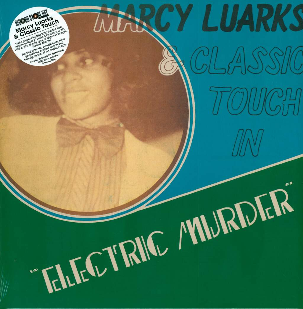 Marcy Luarks &  Classic Touch: Electric Murder, LP (Vinyl)