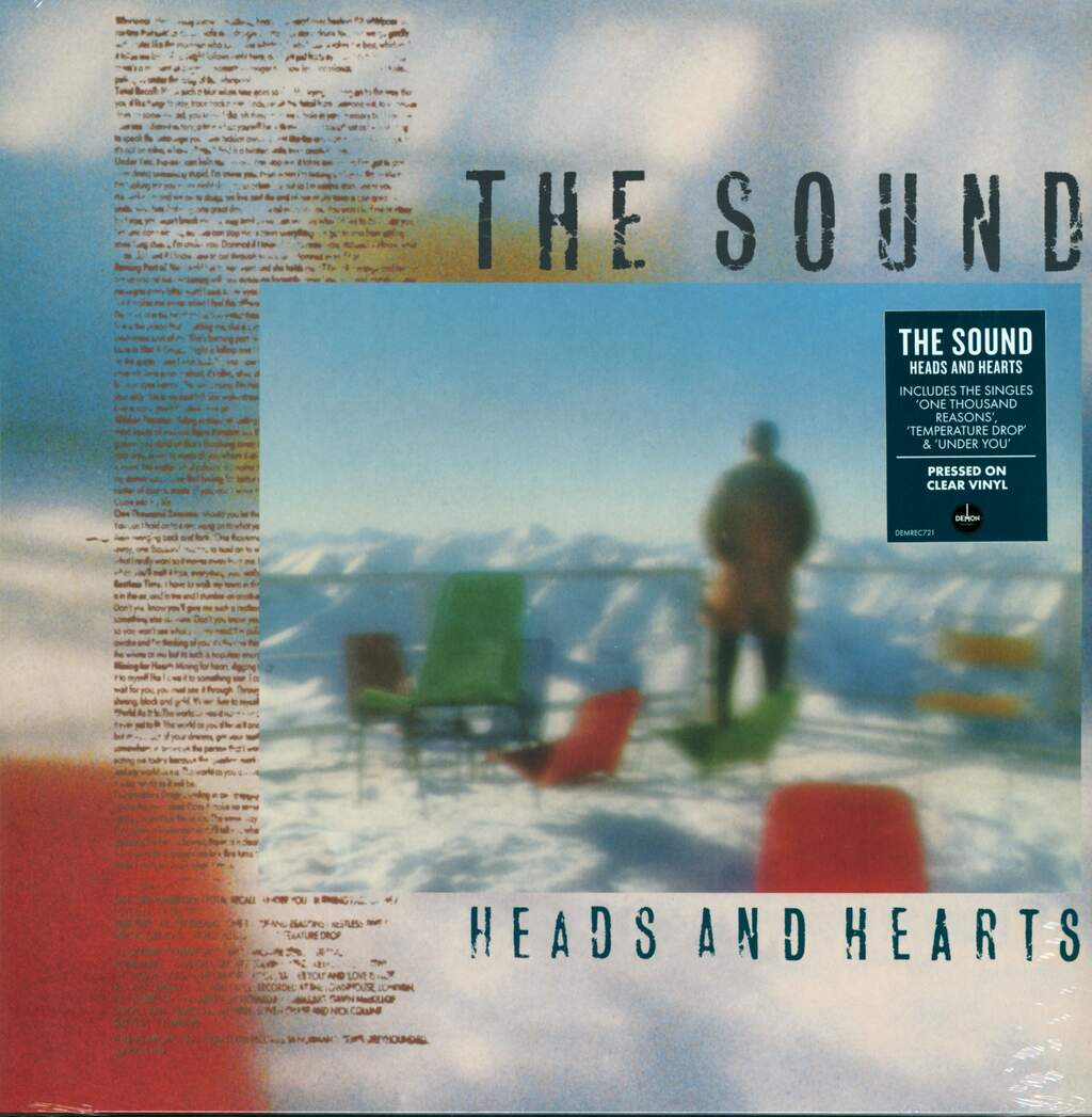 The Sound: Heads And Hearts, LP (Vinyl)